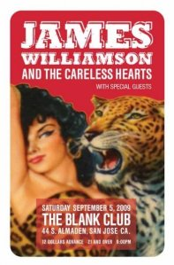 James Williamson & The Careless Hearts